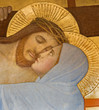 Vienna - Death Jesus and Mary - Carmelites church