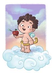 niño ángel