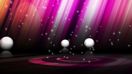 Falling Bingo Balls (3 Variations)