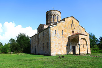 Mokva temple, Abkhazia
