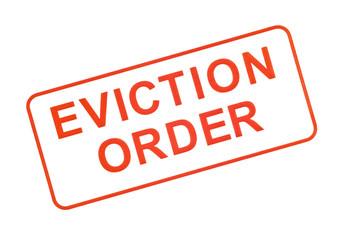 Eviction Order Rubber Stamp 2