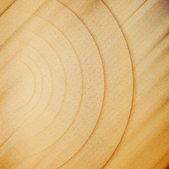 Abstract circles with shadow, wooden design background, EPS 10