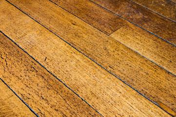 Old wooden floor texture