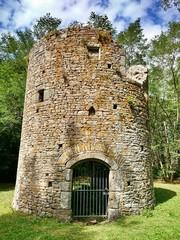 HDR ruine de moulin