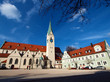 Bayern - Kirche St. Mang Kempten (Allgäu) - 71750954