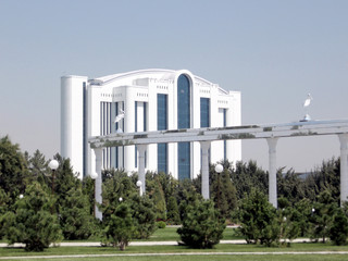 Tashkent Ezgulik Arch and Business Centre Poytakht 2007