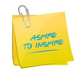 aspire to inspire memo online tools