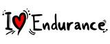 Endurance love poster