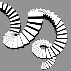 Rare stair
