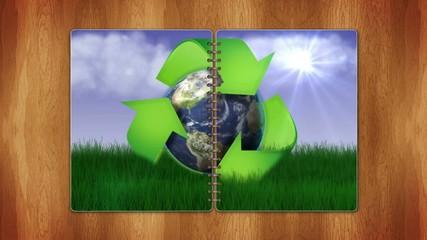 Earth in Book