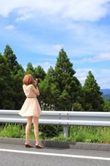 カメラ女子2