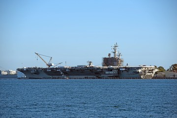 Aircraft Carrier Building