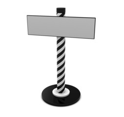 3d index stand