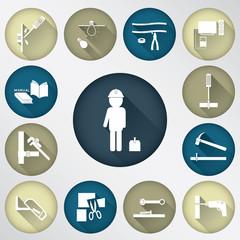 tech tool spot icon