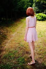 森のお散歩