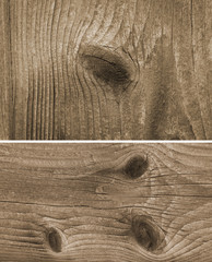 set wooden texture background