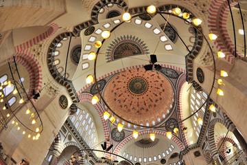 Istanbul, Turchia, moschea di Solimano, Süleymaniye