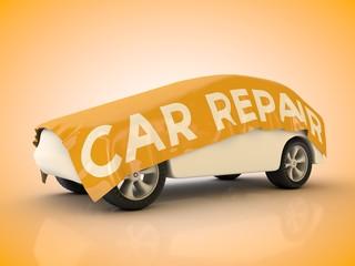 Fahrzeug reparieren lassen