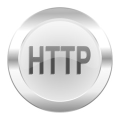 http chrome web icon isolated