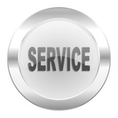 service chrome web icon isolated