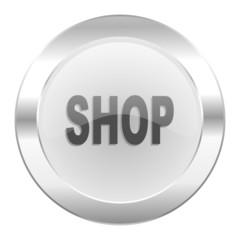 shop chrome web icon isolated