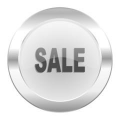 sale chrome web icon isolated