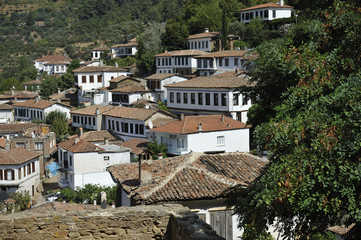 Turchia, paese di Sirince, presso Selcuk