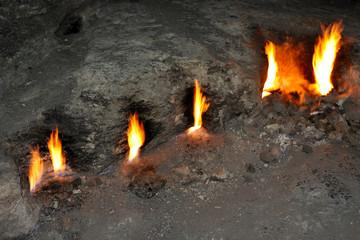 Turchia, le fiamme di Chimera, Olympos, Antalia