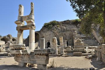 Efeso Turchia antiche rovine greco romane