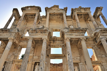 Efeso Turchia antica Biblioteca di Celso