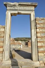 Efeso Turchia rovine della basilica di San Giovanni
