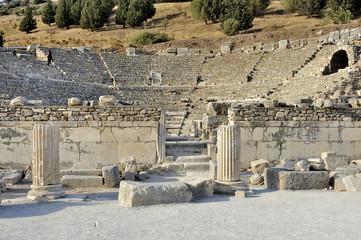 Efeso Turchia antico teatro Odeon