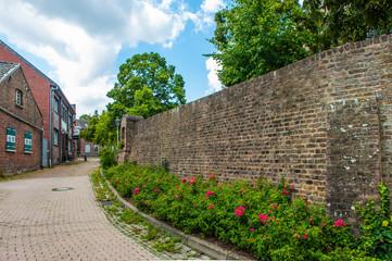 Gohr - an der Mauer