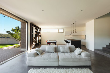 House interior, living room