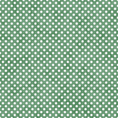Light Green and White Small Polka Dots Pattern Repeat Background