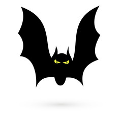 The Bat. Raster