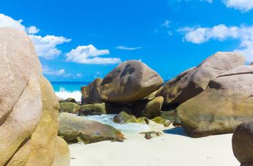 Exotic Shore Rocks