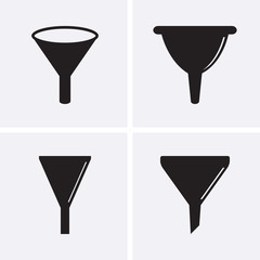 Funnel Icons.