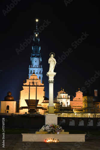 Jasna Góra - Klasztor