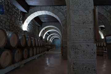 Oak Wine Barrels, La Rioja