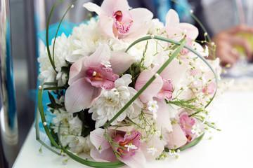 bride bouquet.