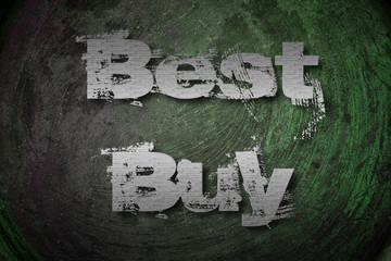 Best Buy Concept
