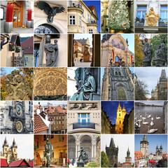 Landmarks of Prague
