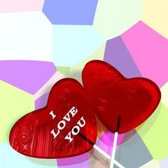 I LOVE YOU VER 2