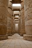 Ramesseum temple, Egypt.