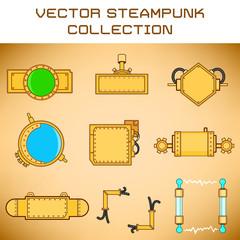 steampunk set