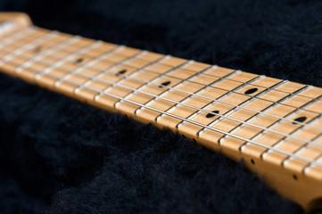 Manche de guitare
