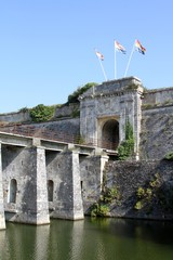 le chateau d'oléron,citadelle vauban,île d'oléron