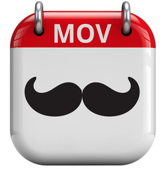 Movember Moustache Month