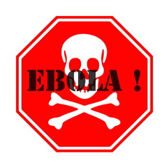 Ebola african virus disease and fever